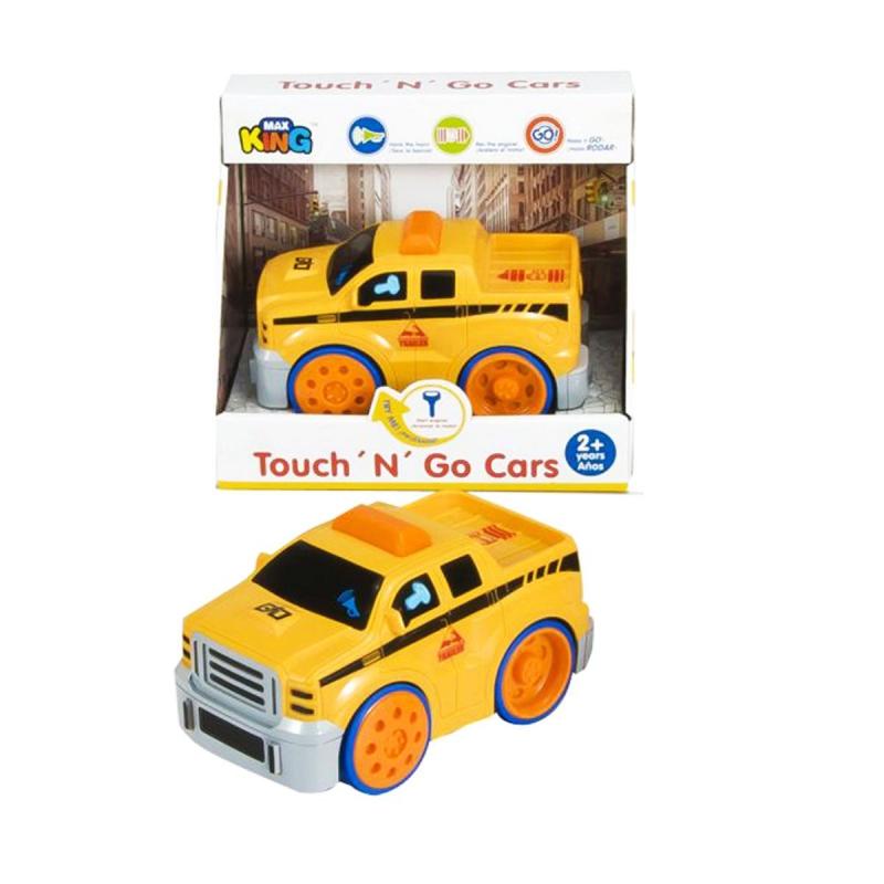 """Сенсорная машинка TouchNGo: легковой автомобиль купить в магазине """"Пустун"""""""