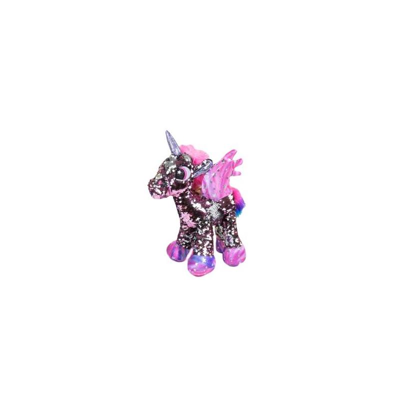 """Мягкая игрушка Единорог (розовый) купить в магазине """"Пустун"""""""