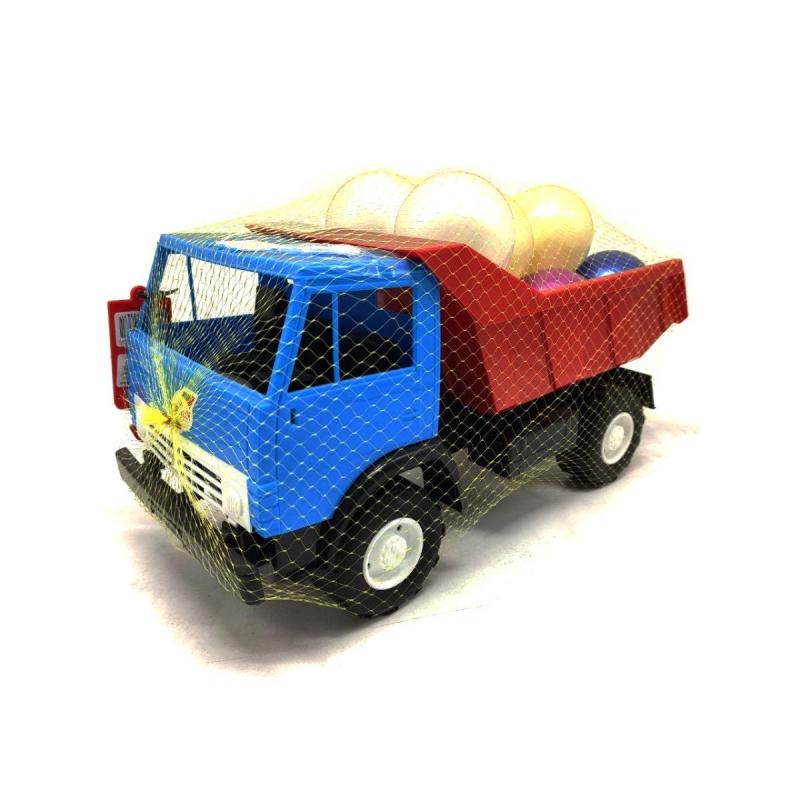 """Машинка пластиковая синий 471 в.2 купить в магазине """"Пустун"""""""
