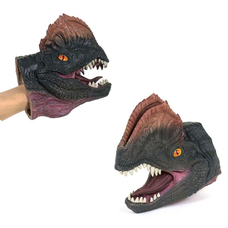 """Голова динозавра """"Дилофозавр"""" X313 купить в магазине """"Пустун"""""""