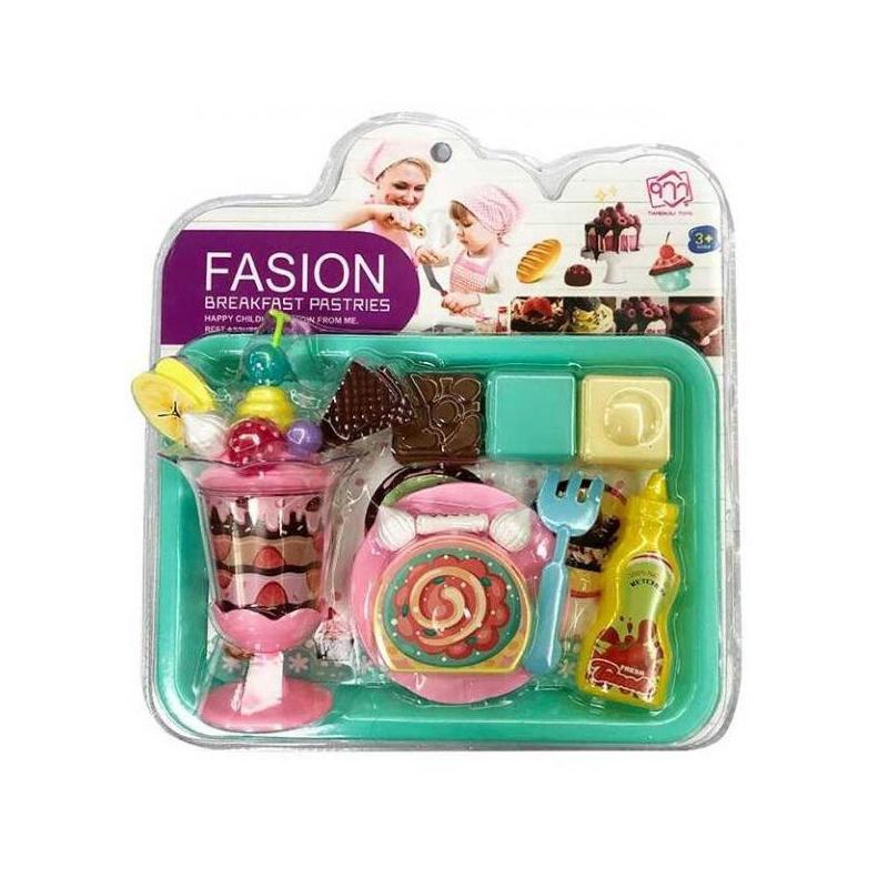 """Набор продуктов """"Fasion Breakfast Pastries"""" 11 элементов D977-32 купить в магазине """"Пустун"""""""