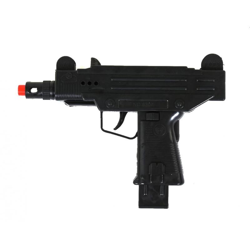"""Пистолет трещотка Uzi купить в магазине """"Пустун"""""""