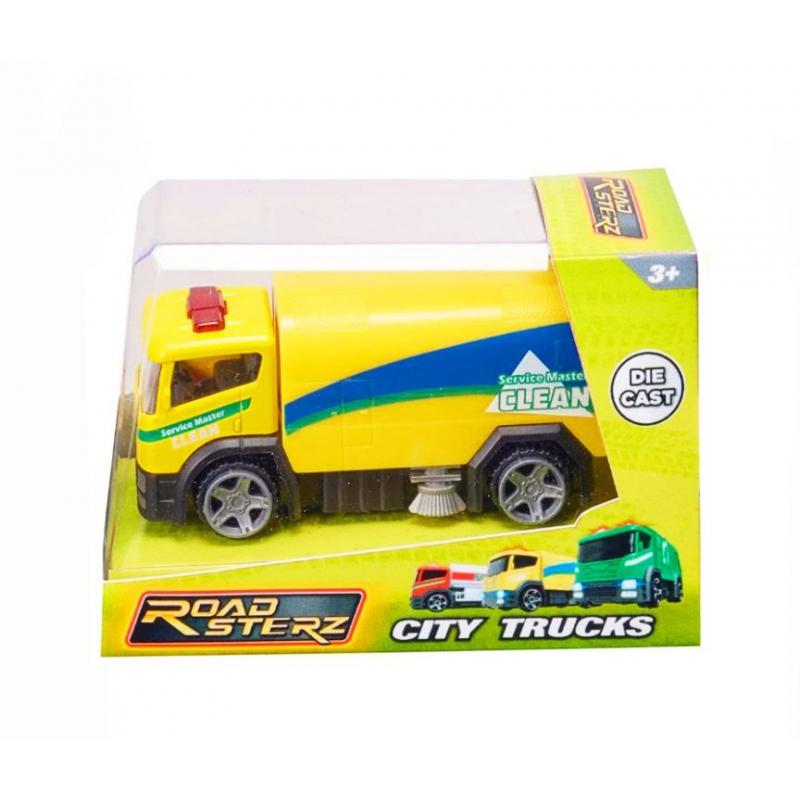 """Машинка Classic: Грузовик (желтый) купить в магазине """"Пустун"""""""