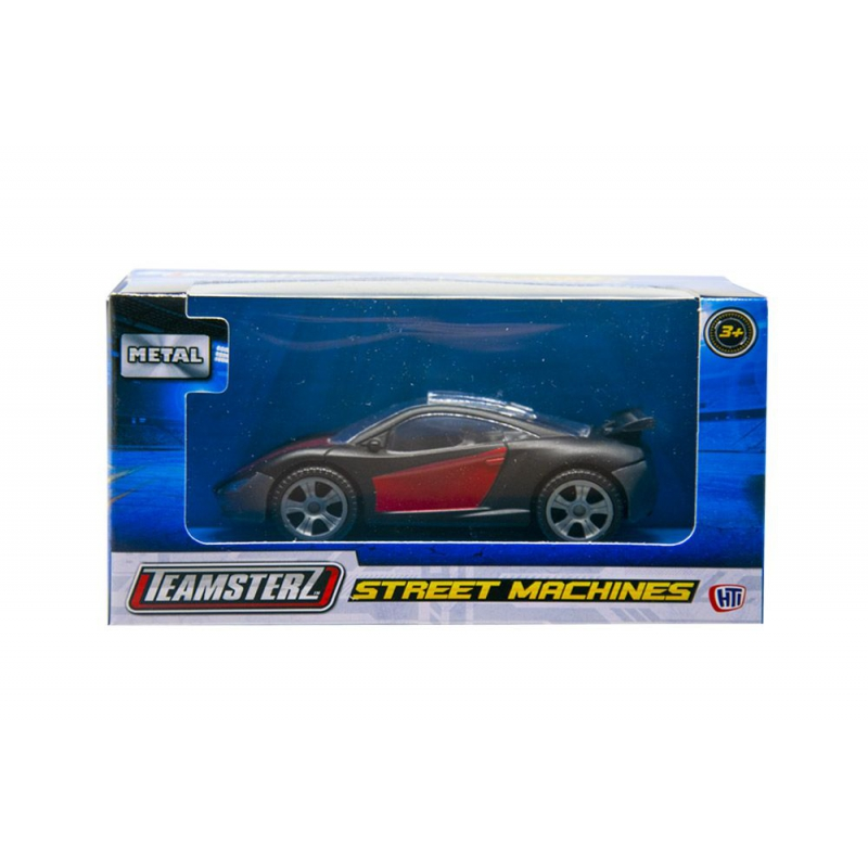 """Машинка Classic: Гоночная машина (черная) купить в магазине """"Пустун"""""""