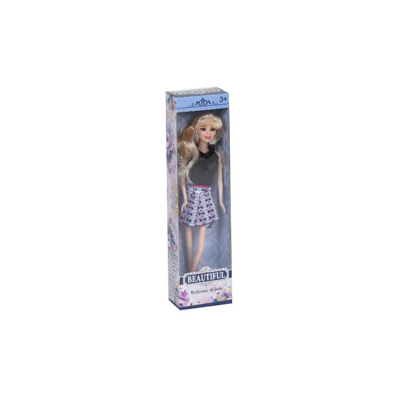 """Кукла Beautiful (с белыми волосами) купить в магазине """"Пустун"""""""