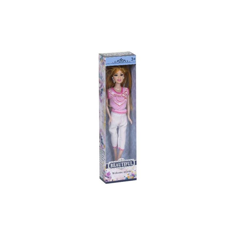"""Кукла Beautiful (с золотистыми волосами) купить в магазине """"Пустун"""""""