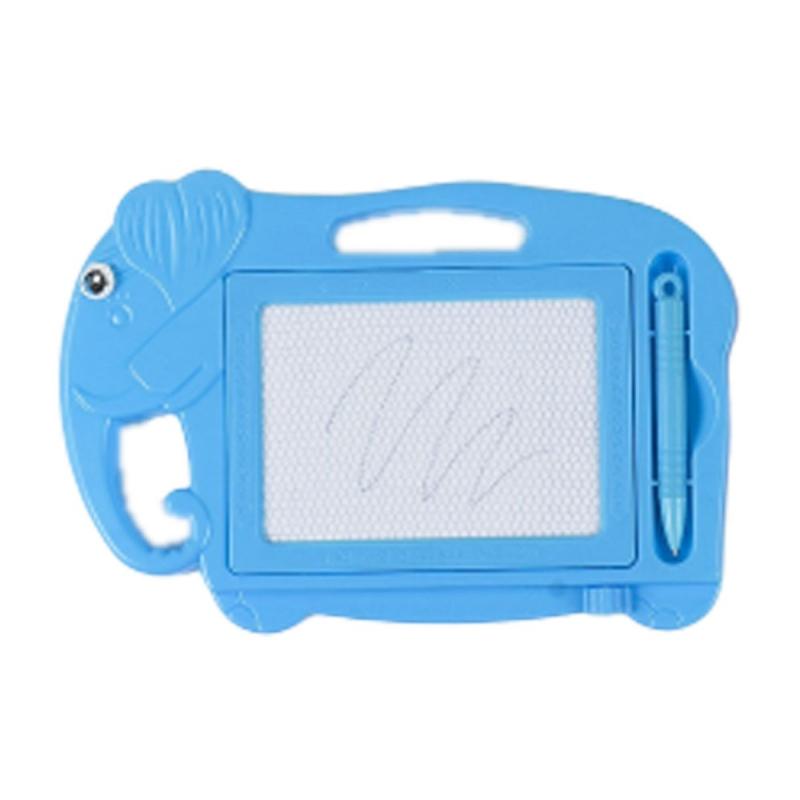 """Магнитная доска для рисования """"Слоник"""" (синий) C36507 купить в магазине """"Пустун"""""""