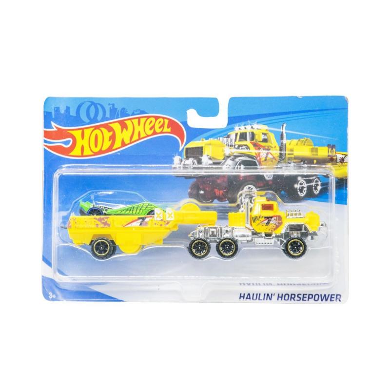 """Машина Hot Wheel. TRUCK (желтый) купить в магазине """"Пустун"""""""