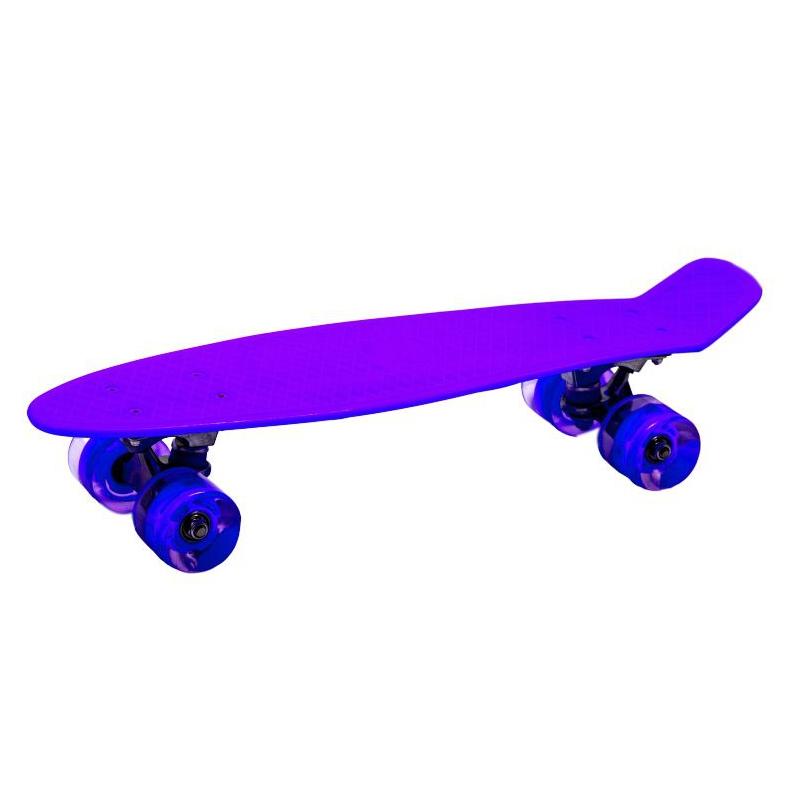 """Пенни Борд (фиолетовый) 76761 купить в магазине """"Пустун"""""""