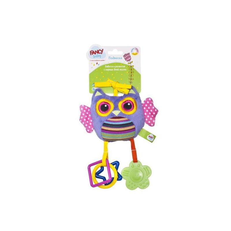"""Развивающая игрушка-подвеска «Сова» PDC0S купить в магазине """"Пустун"""""""