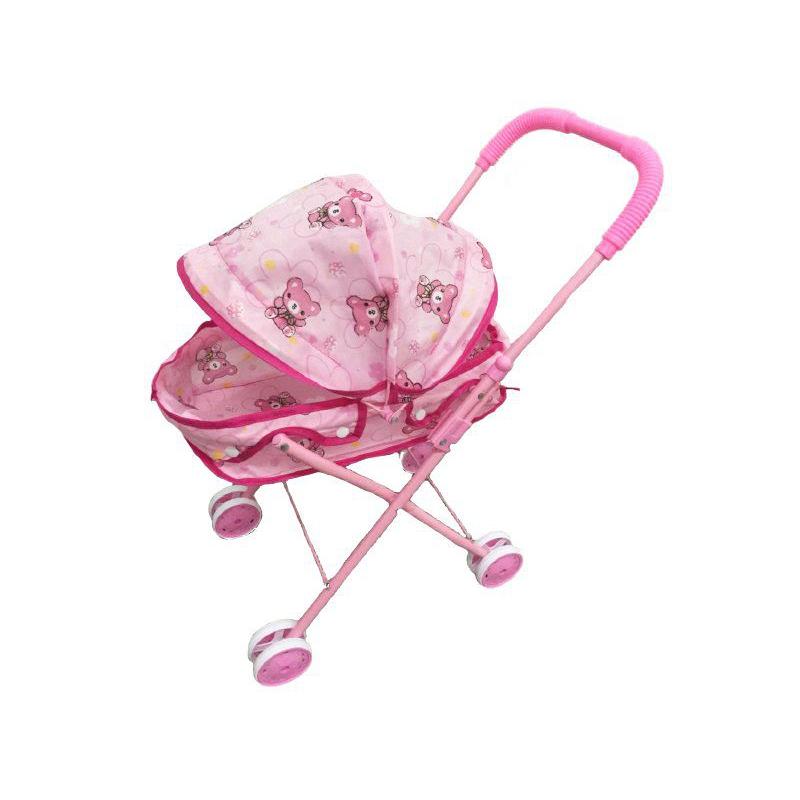 """Классическая коляска для кукол 24881 купить в магазине """"Пустун"""""""