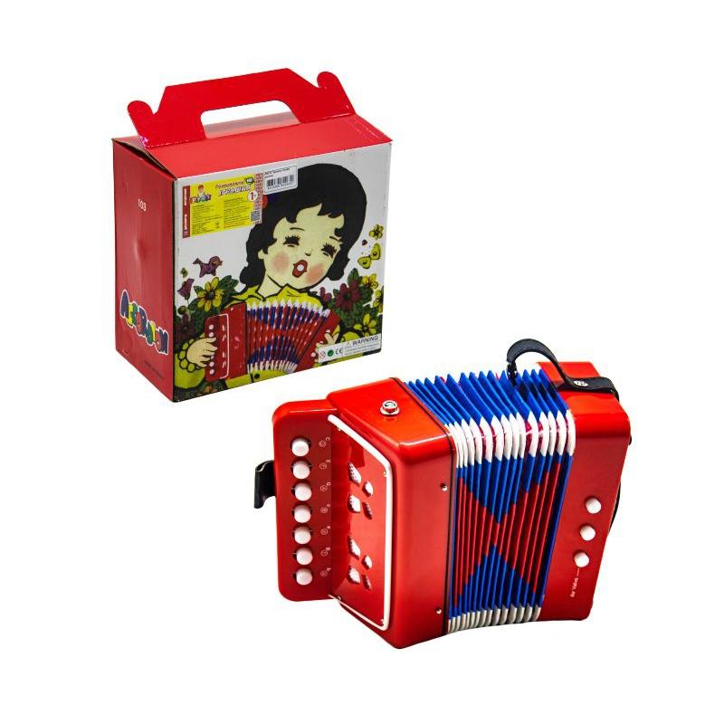 """Гармошка игрушечная МІ010 купить в магазине """"Пустун"""""""