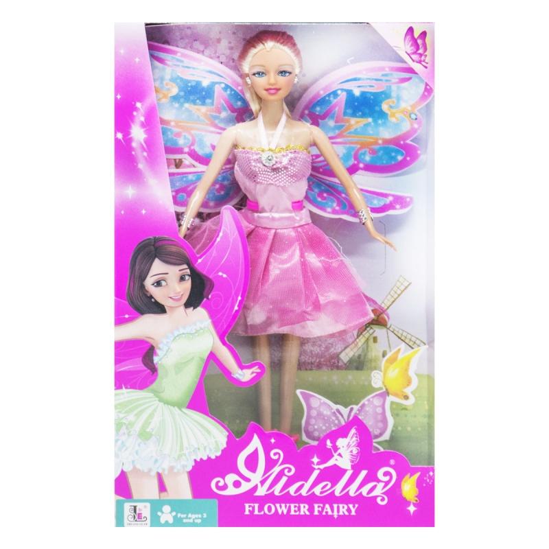 """Кукла Фея розовый купить в магазине """"Пустун"""""""