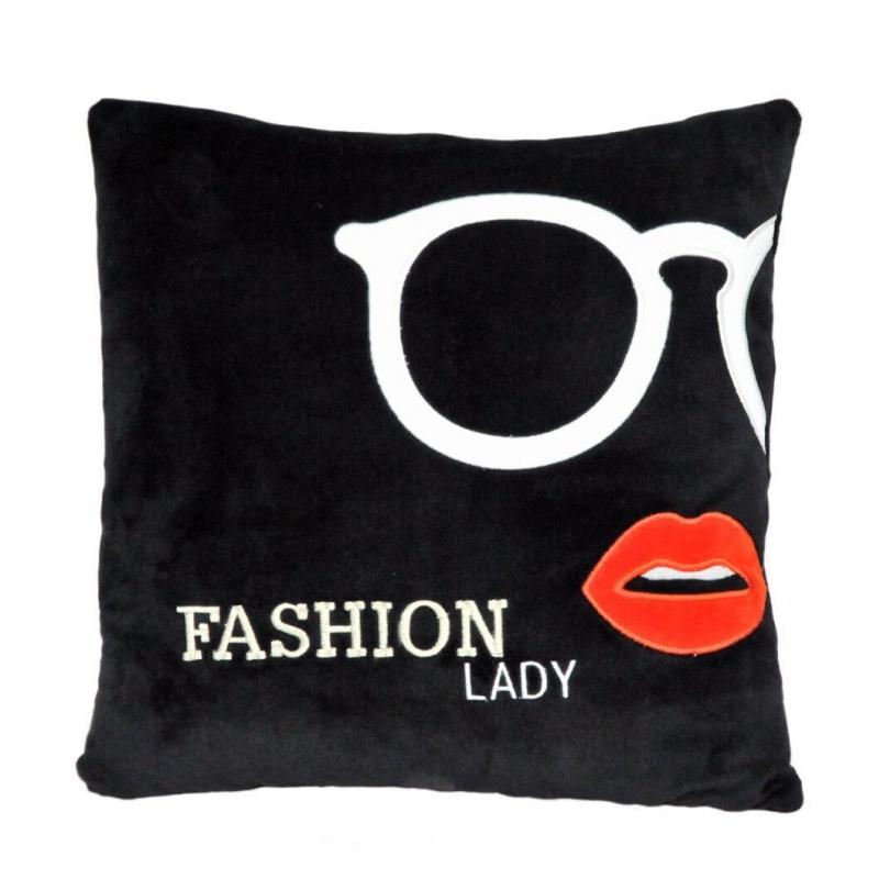 """Подушка TIGRES Fashion Lady (ПД-0368) купить в магазине """"Пустун"""""""
