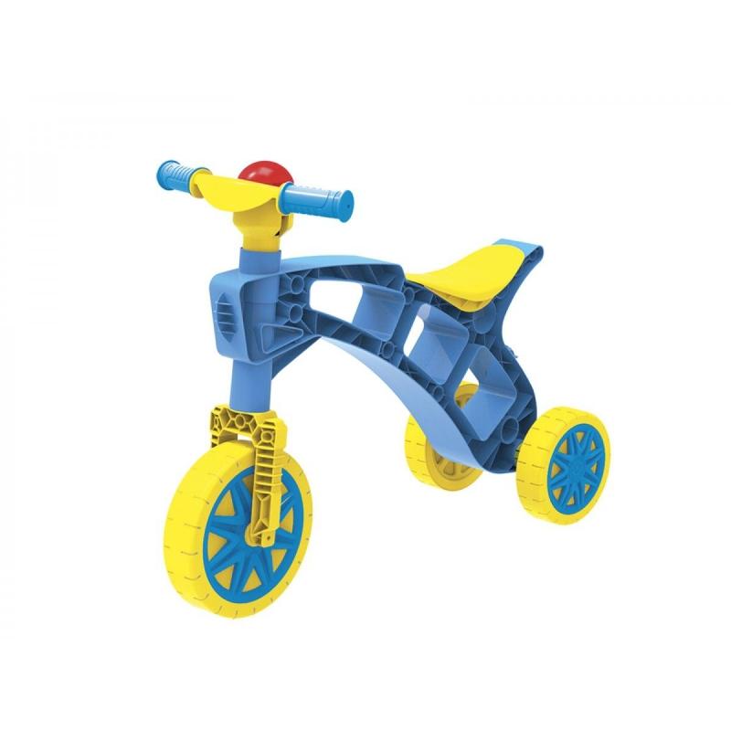 """Каталка Ролоцикл синий 3831 купить в магазине """"Пустун"""""""