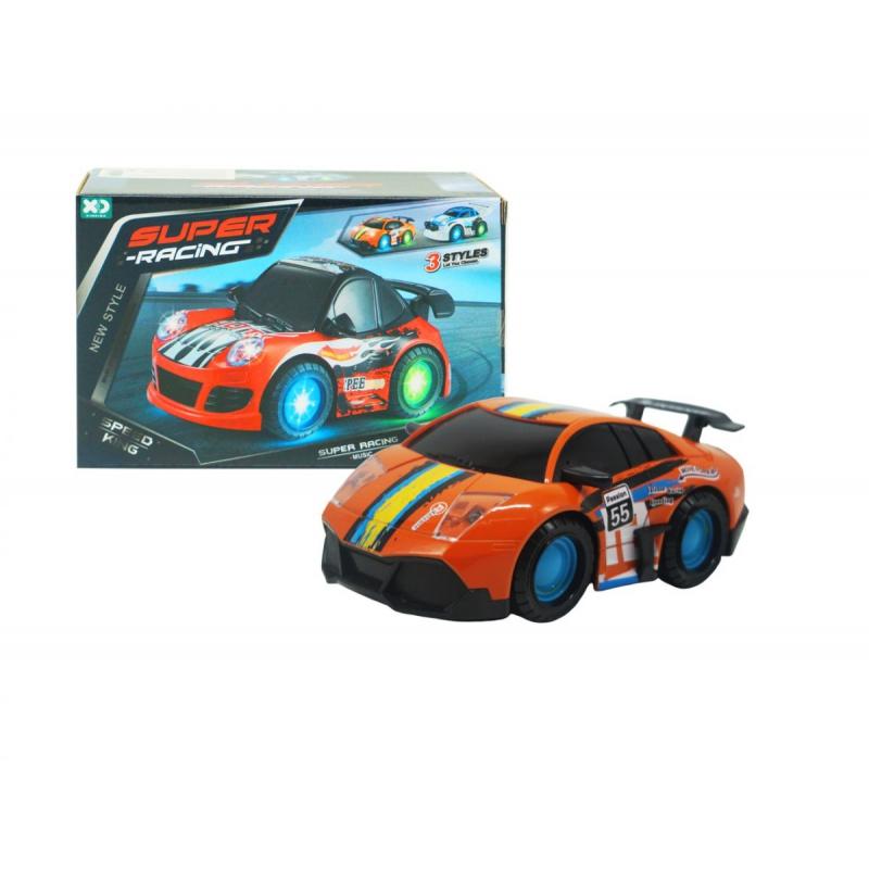 """Машинка Super Racing (оранжевый) купить в магазине """"Пустун"""""""