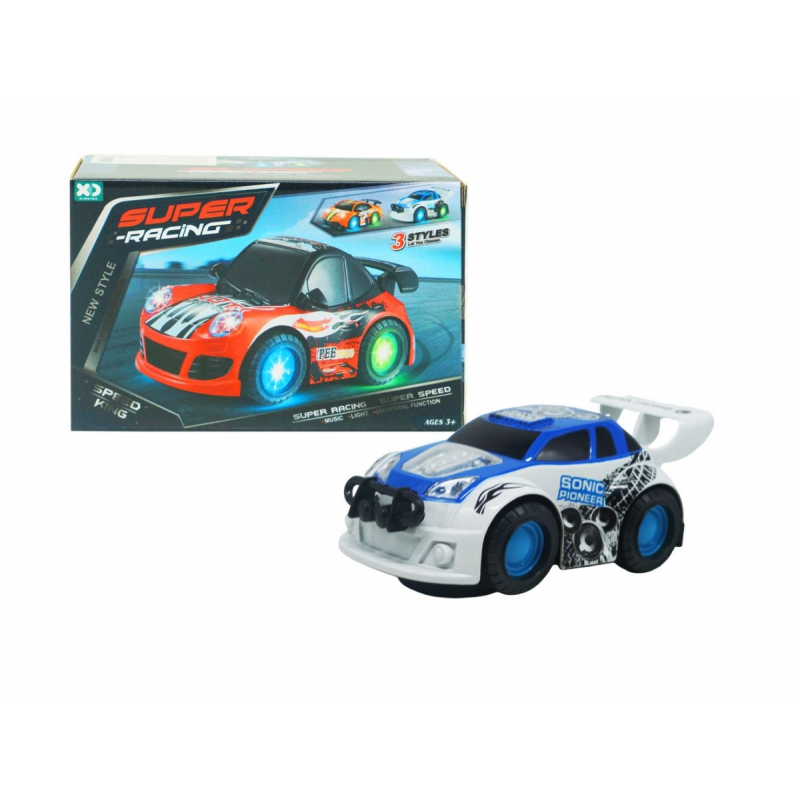 """Машинка Super Racing (синий) купить в магазине """"Пустун"""""""