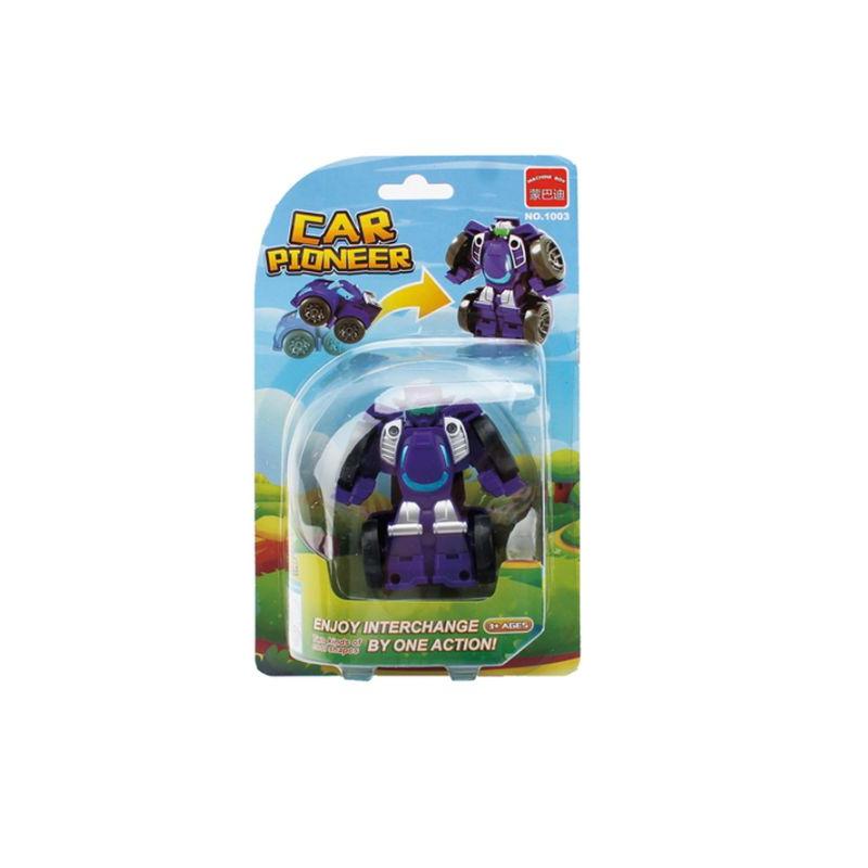 """Машинка """"Мини  робот"""" (синий) 1003 купить в магазине """"Пустун"""""""