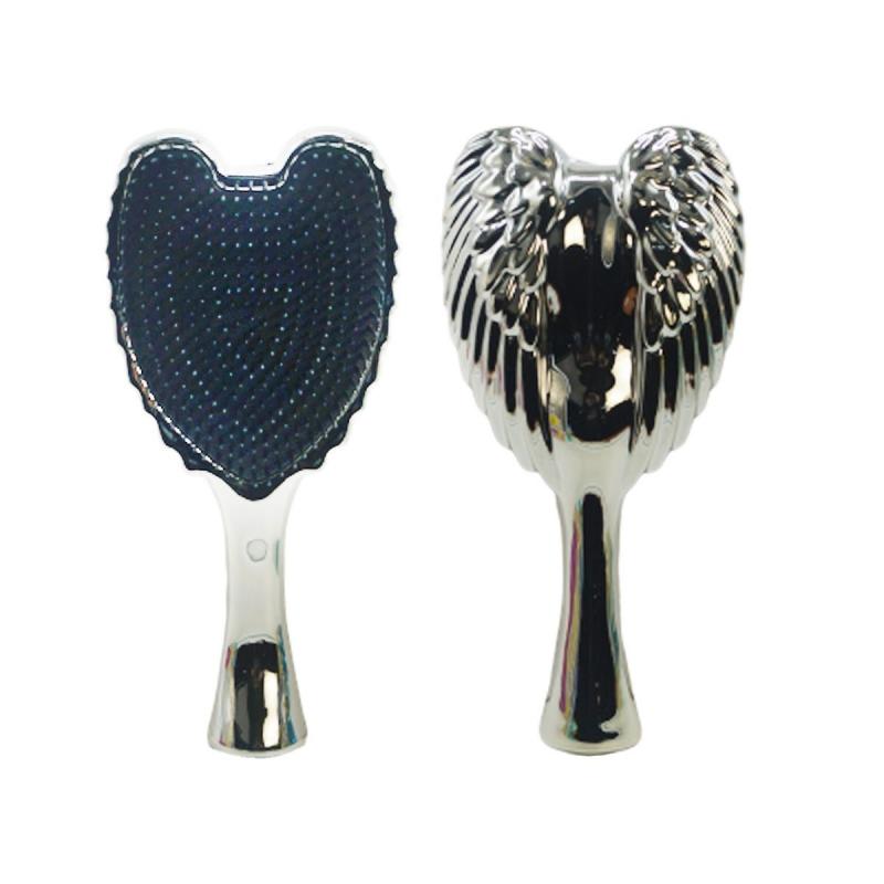 """Расческа """"Angel Wings"""" (серебристый) EL-8102D купить в магазине """"Пустун"""""""