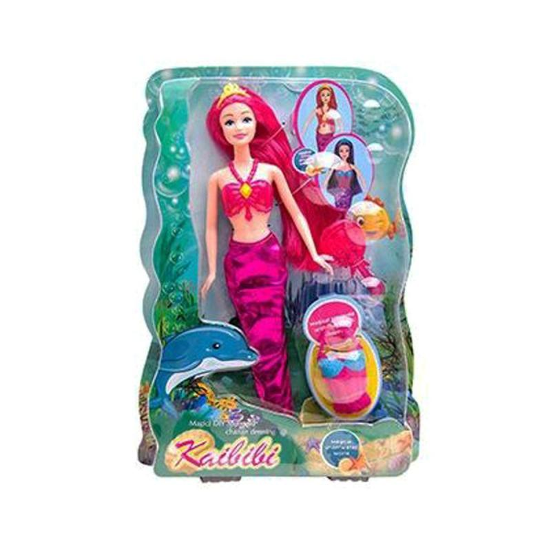 """Кукла """"Kailili: Русалка"""" (розовый) BLD 109 купить в магазине """"Пустун"""""""