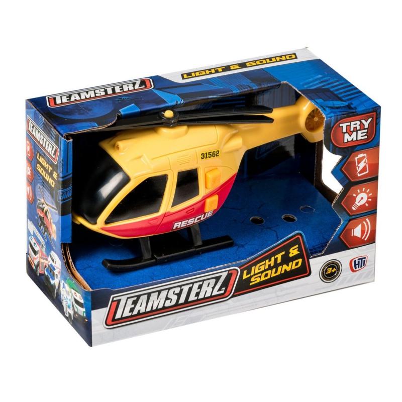 """Игрушка """"Teamsterl. Вертолет"""" 1416560 купить в магазине """"Пустун"""""""