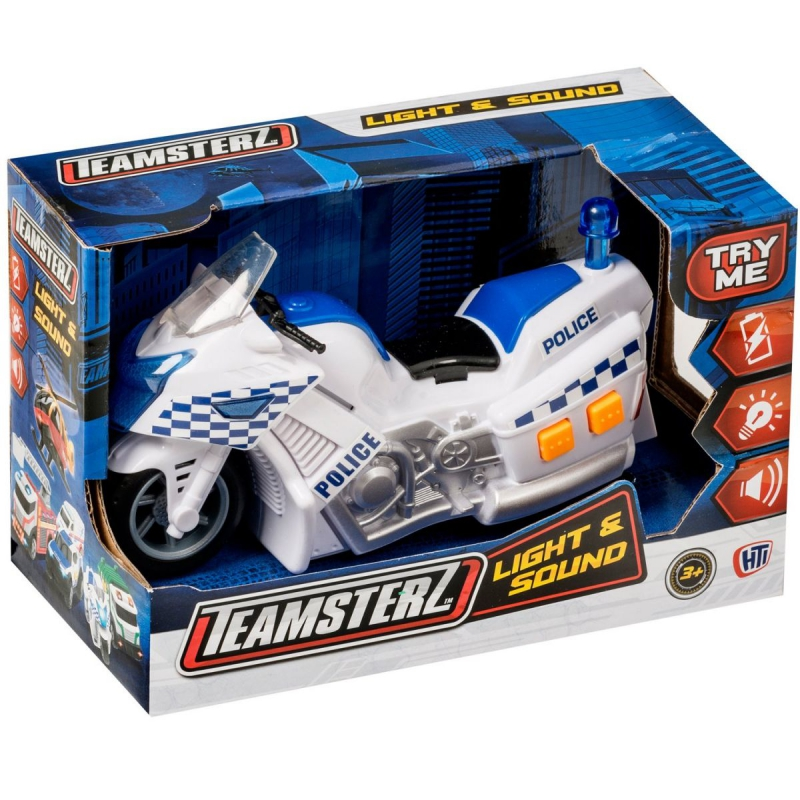 "Мотоцикл Teamsterl купить в магазине ""Пустун"""