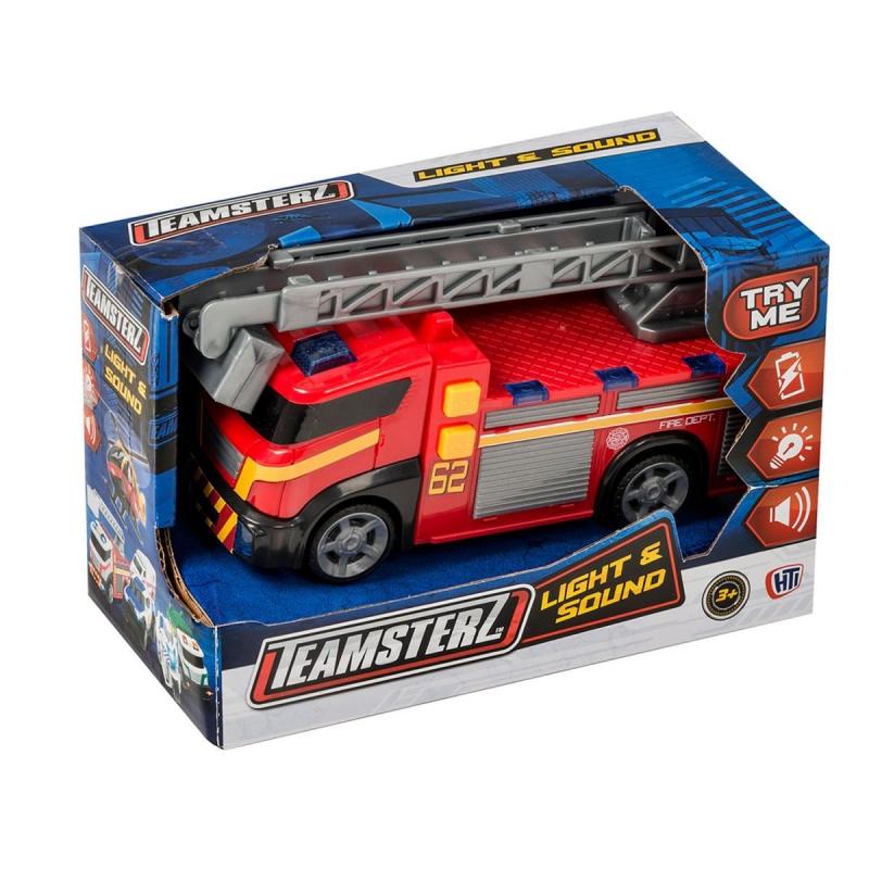 """Пожарная машинка Teamsterl купить в магазине """"Пустун"""""""