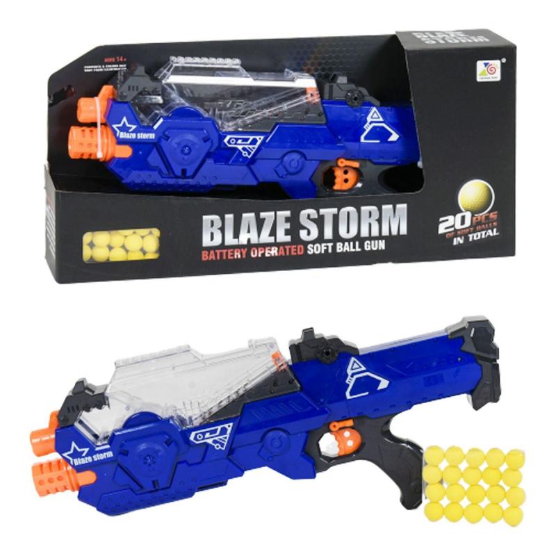 """Бластер Blaze storm купить в магазине """"Пустун"""""""
