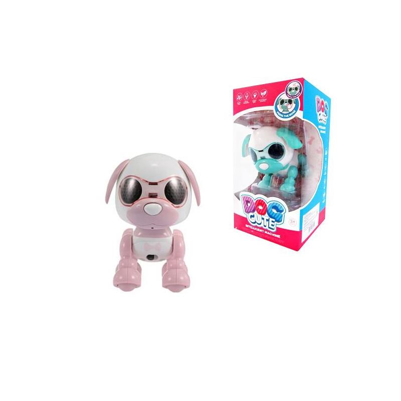 """Интерактивная игрушка Собачка (розовый) купить в магазине """"Пустун"""""""