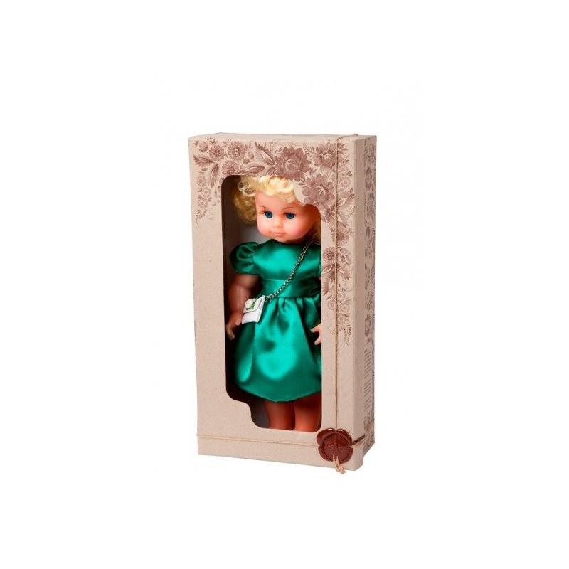 """Кукла Нарядная 40 см (зеленый) купить в магазине """"Пустун"""""""