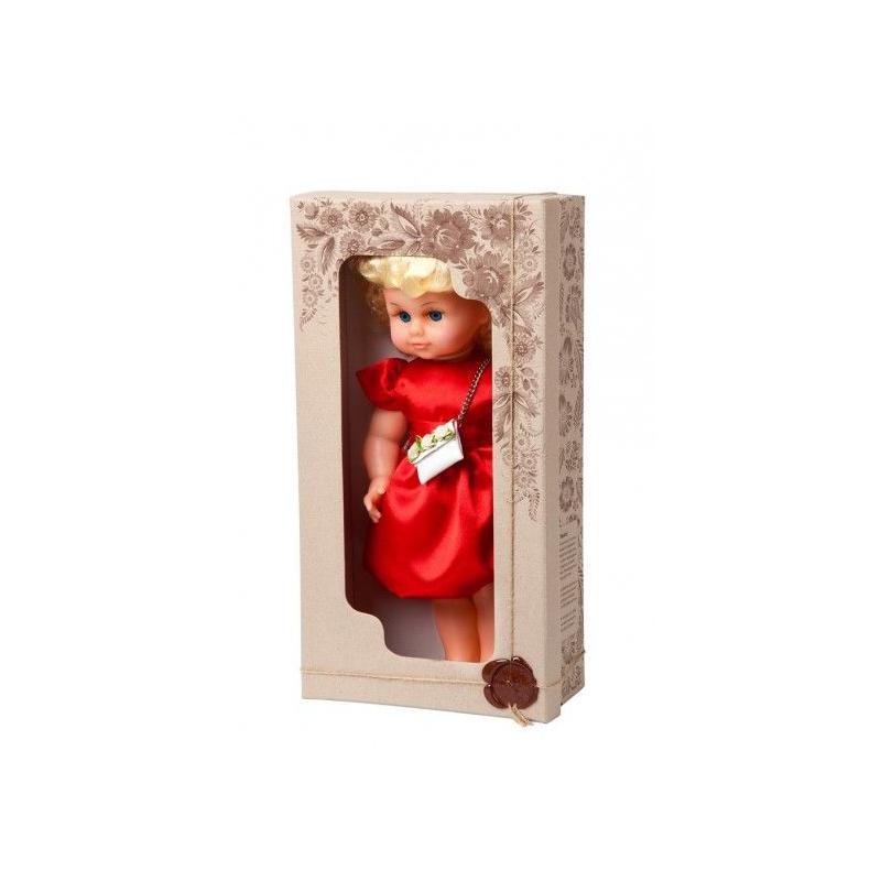 """Кукла Нарядная 40 см (красный) купить в магазине """"Пустун"""""""