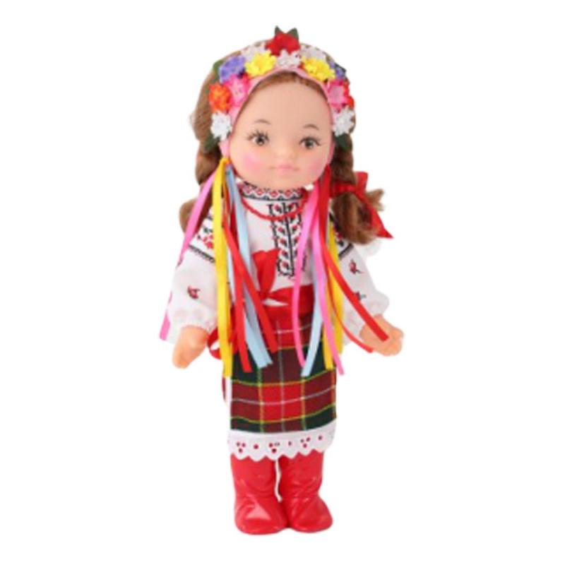 """Кукла Девочка в вышиванке купить в магазине """"Пустун"""""""