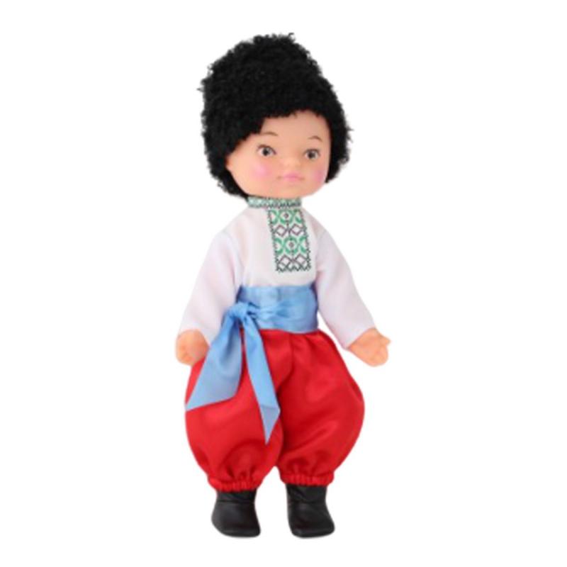 """Кукла Мальчик в вышиванке купить в магазине """"Пустун"""""""