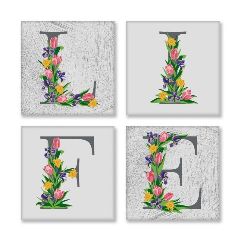 """Картина по номерам """"LIFE, лофт"""" ★★★ СН121 купить в магазине """"Пустун"""""""