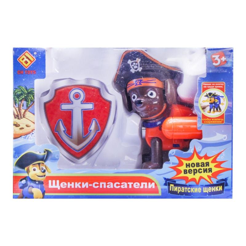 """Трансформер """"Щенячий патруль, Зума"""" CH-003 купить в магазине """"Пустун"""""""