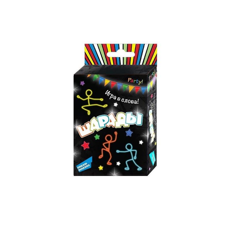 """Игра детская настольная Шарады. Cards купить в магазине """"Пустун"""""""