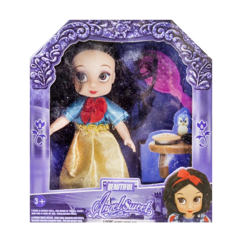 """Кукла принцесса Angel Sweet. Белоснежка купить в магазине """"Пустун"""""""