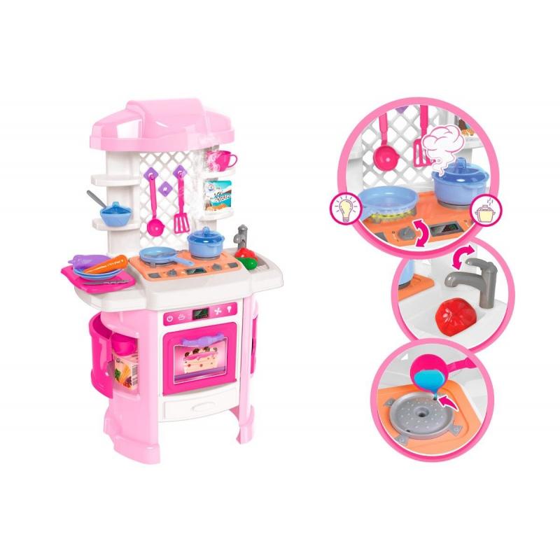 """Игровой набор """"Кухня"""" 6696 купить в магазине """"Пустун"""""""