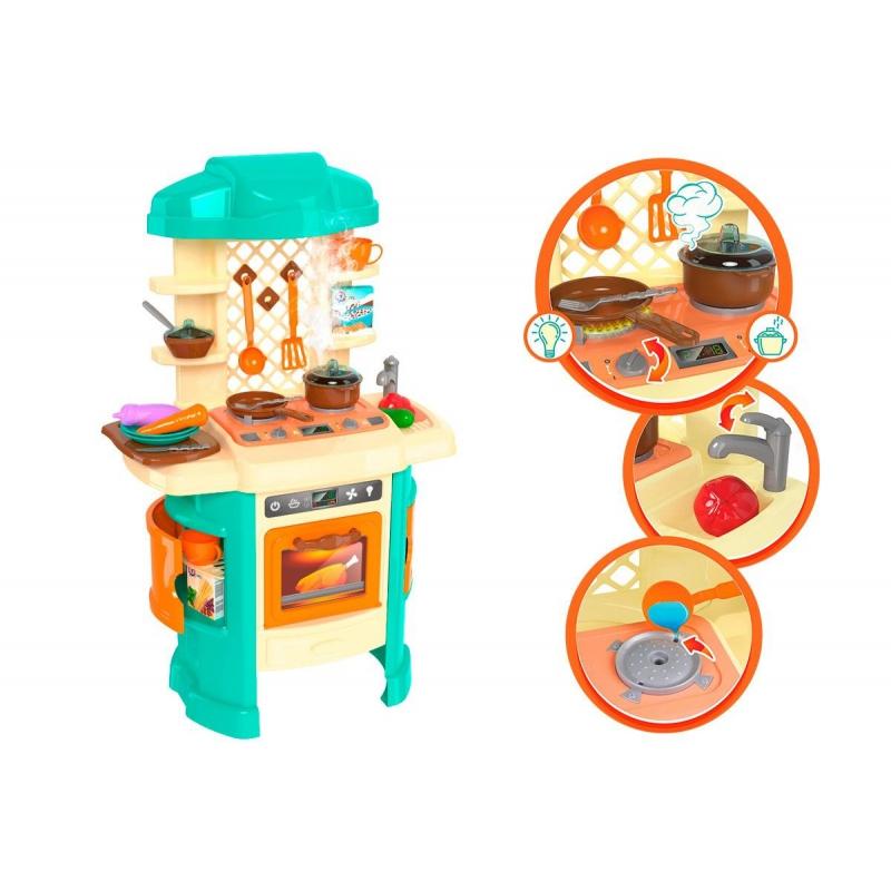 """Игровой набор """"Кухня"""" 5637 купить в магазине """"Пустун"""""""