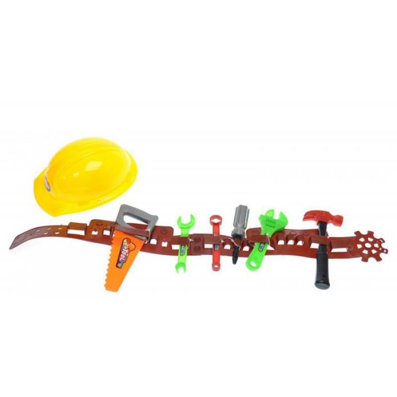 """Набор инструментов на поясе, с каской SY1A-3 купить в магазине """"Пустун"""""""