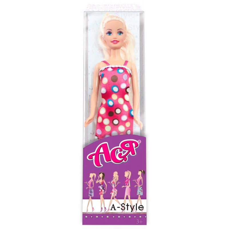 """Кукла Ася A-Style купить в магазине """"Пустун"""""""