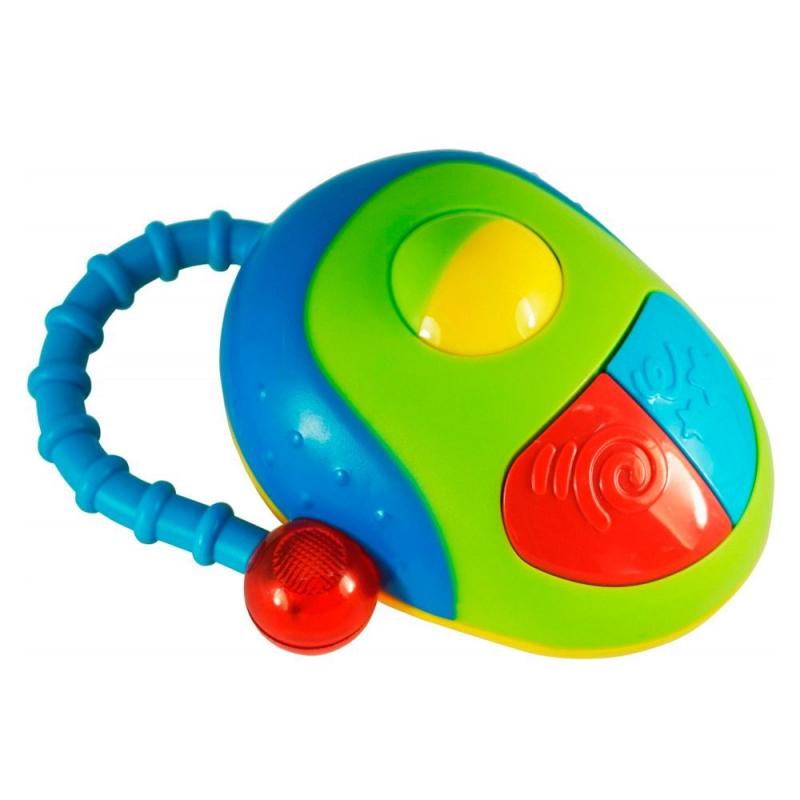 """Детская интерактивная компьютерная мышка свет звук купить в магазине """"Пустун"""""""