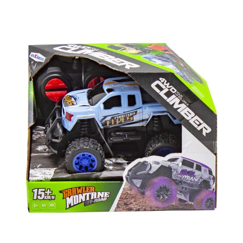 """Джип """"Grawler Montane"""" (голубой) JKL303 купить в магазине """"Пустун"""""""