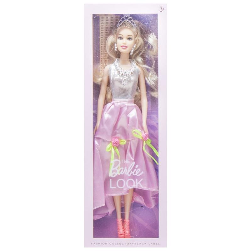"""Кукла в диадеме Barbie Look вид 1 купить в магазине """"Пустун"""""""