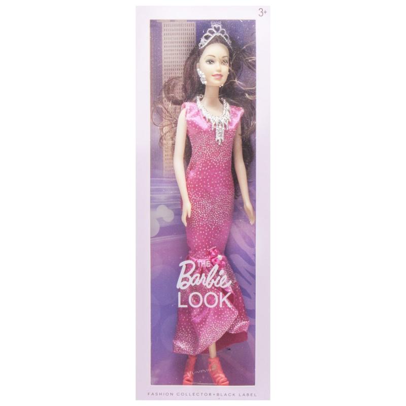 """Кукла в диадеме Barbie Look (вид 3) купить в магазине """"Пустун"""""""