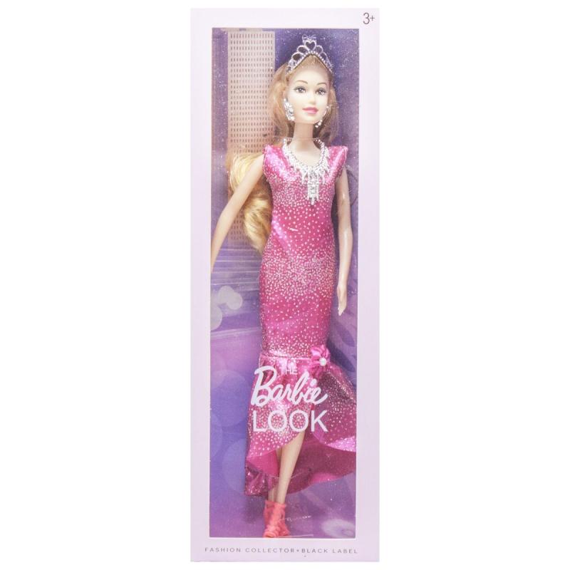 """Кукла в диадеме Barbie Look вид 4 купить в магазине """"Пустун"""""""