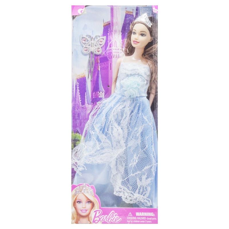 """Кукла в диадеме Barbie (вид 4) купить в магазине """"Пустун"""""""