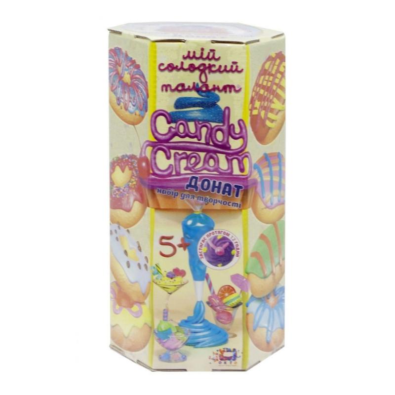 """Набор для творчества """"Сandy Cream: Донат"""" 75007 купить в магазине """"Пустун"""""""