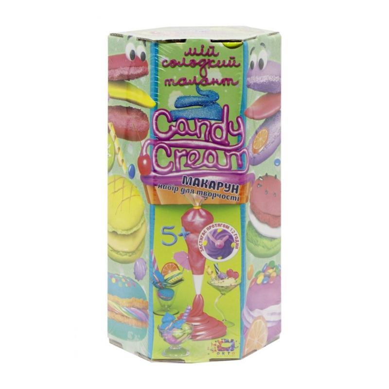 """Набор для творчества """"Сandy Cream: Макарун"""" 75009 купить в магазине """"Пустун"""""""