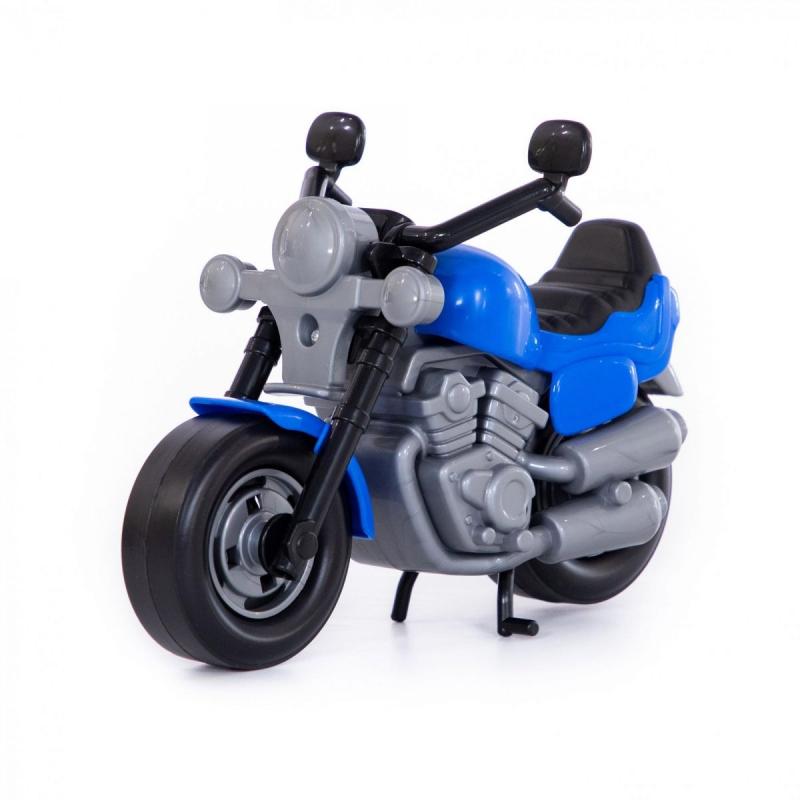 """Мотоцикл гоночный (синий) купить в магазине """"Пустун"""""""